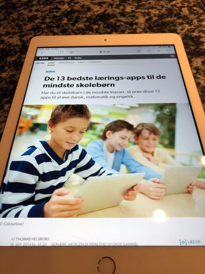 iPad, 32 GB, hvid