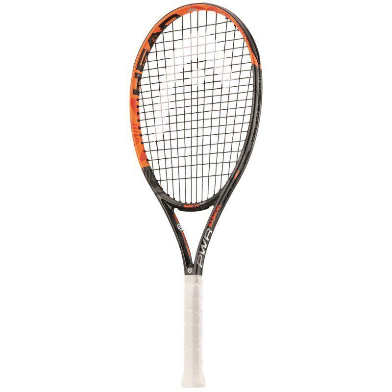 Head Graphene XT Radical PWR  besaitet Griff L4 = = = 4 1 2 Tennis Racquet 745821