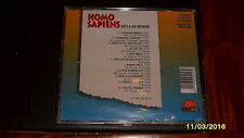 HOMO SAPIENS ** BELLA DA MORIRE ** CD (NUOVO e SIGILLATO) musica italiana