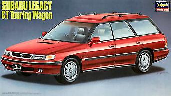 Subaru Legacy Gt Touring Wagon Plastic Kit 1 24 Model HASEGAWA