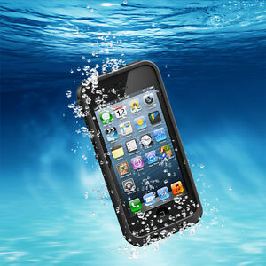 Wasserdicht-Staubdicht-Handy-Tasche-Schutz-Huelle-Case-Schale-Cover-f-IPhone-5-5S