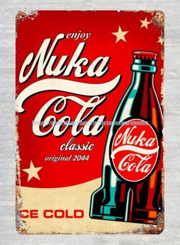 reproductions wholesale nuka cola metal tin sign