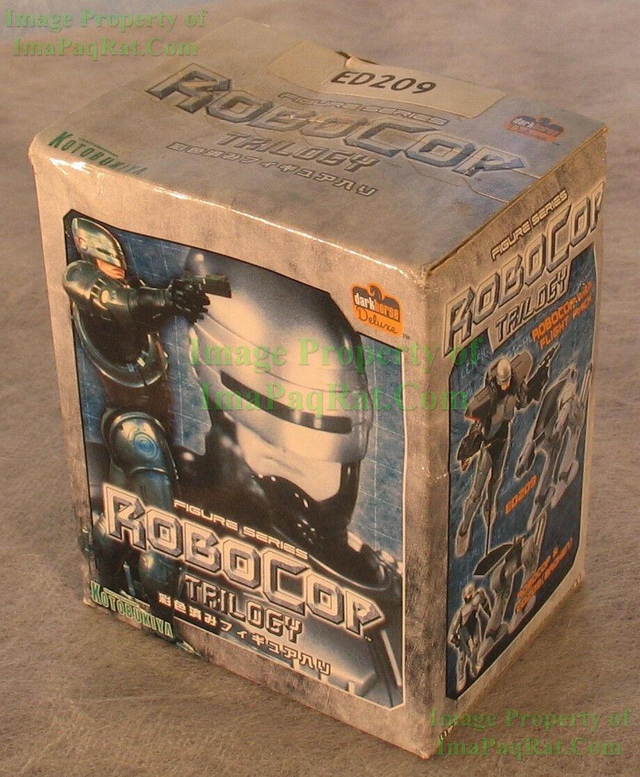 Kotobukiya robocop - trilogie ed-209 pvc - model bild - serie dark horse im kasten