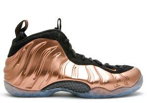 Nike Air Foamposite One OG Copper Black Metallic Copper 314996-007 Men's Sz 7-10