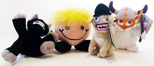 Spongmonkey-Viking-Kitten-Ninja-Kitten-and-Blode-bundle