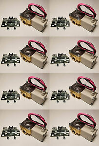 "VXD230BZ1DBXB SMC 3//8/"" Air Valves Bags Air Ride Suspension W//Brackets PN:"