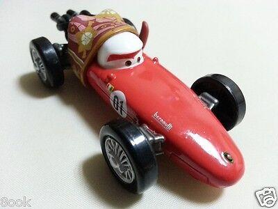Mattel Disney Pixar Cars Mama Bernoulli Metal Toy Car 1:55 Loose New In Stock