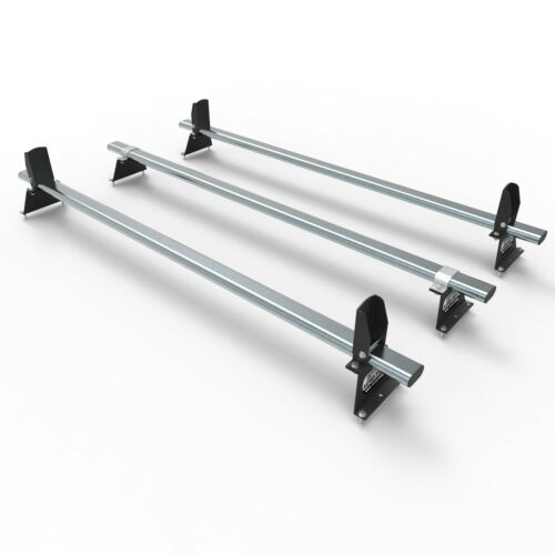 NV300 Roof Rack 3 Bars and Load Stops AT115LS Fits Nissan NV300