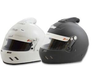 Zamp RZ-58 TOP AIR Snell SA2015 Helmet Matte Black X-Large