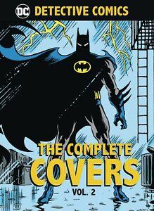 DC COMICS DETECTIVE COMICS MINI HARDCOVER BATMAN THE COMPLETE COVERS VOLUME 2