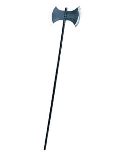 Executiones Axe Medieval Plastic Weapon Prop 40 Inches Long Halloween