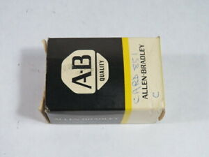 Allen-Bradley-1495-G0-Ser-L-Auxiliary-Contact-1NC-600VAC-NEW
