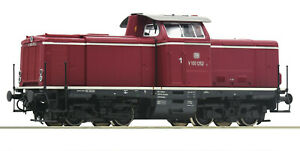 ROCO-h0-70979-Locomotive-BR-V-100-1252-de-la-DB-034-Nouveaute-2020-034-NEUF-neuf-dans-sa-boite