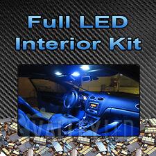 ASTRA J MK6 VXR SRI GTC 10-on Full Interior LED Lighting Kit - Bright White