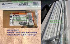 Wiremold V20gb509trusba 5 Foot Alternating USB Steel Plugmold ...