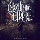 The Fallout [Digipak] by Crown the Empire (CD, Dec-2013, 2 Discs, Rise Records)