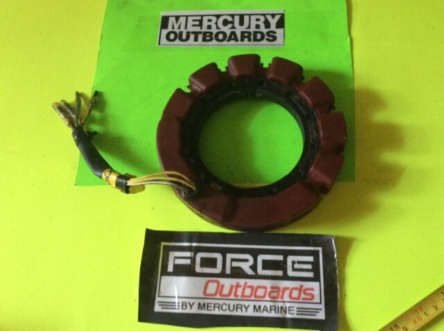 Mercury Mariner Force Outboard 120HP Stator 40 50 70 75 90 115 125 red  sportjet