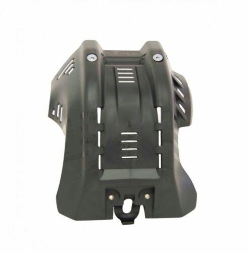 Rtech protección del motor plaste encaja en Husqvarna fe 250 350 a partir de 17 negro
