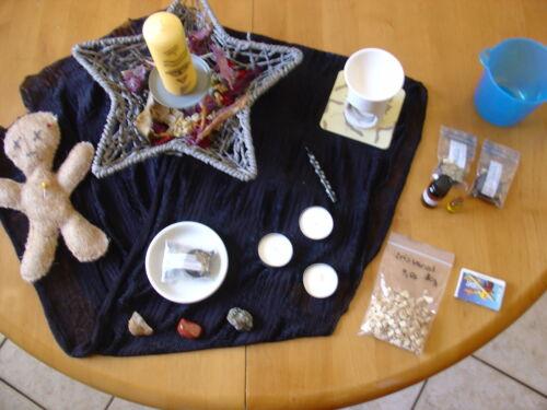 Mentalenergie Geld u.m. Reinigung Erfolg Ritual:  Wunscherfüllung Heilung