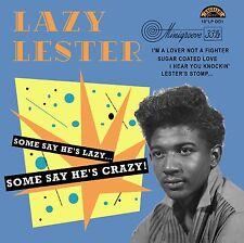 10 inch 25 CM LAZY LESTER His Best EXCELLO sides ! rockin' Blues New Vinyl 33 LP