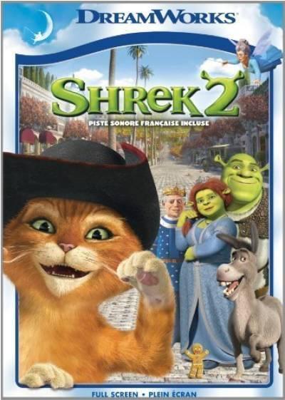 Shrek 2 (Full Screen Edition)
