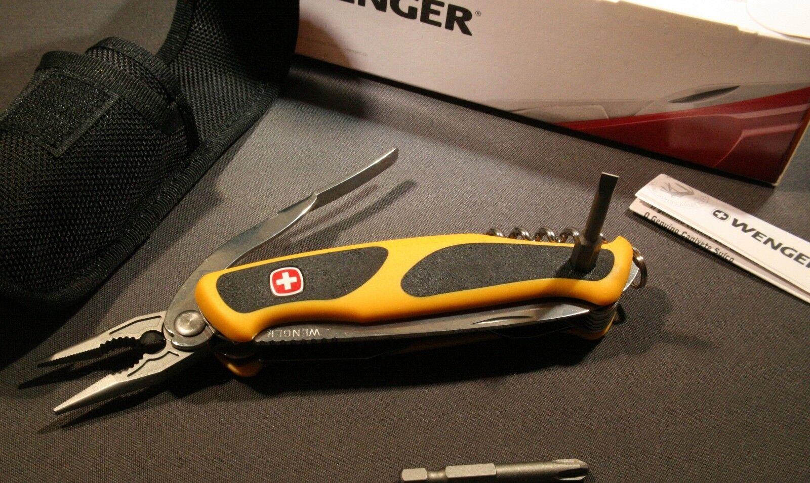Coltellino SVIZZERO WENGER RANGER 174 (oggi  VICTORINOX), Swiss Army Knife