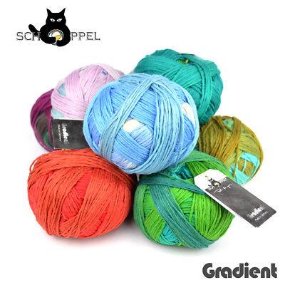 Schoppel Wolle Gradient Yarn from Germany Zauberball- Gorgeous Yarn! 100%  Wool | eBay