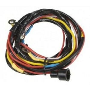 8n front mount distributor ford tractor wiring harness ebay. Black Bedroom Furniture Sets. Home Design Ideas
