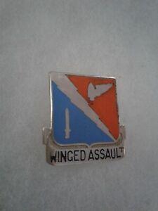 Authentic-US-Army-229th-Aviation-Battalion-DI-DUI-Unit-Crest-Insignia-E-23