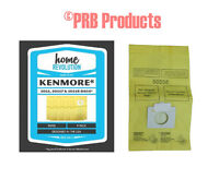 Sears/kenmore Style C 5055 50558 50557 Canister Vacuum Cleaner Bag 2050555 Vac