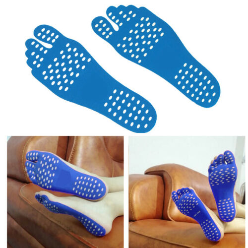 UNISEX Adhesive FOOT PADS Feet Sticker Stick On Soles Flexible Feet Protection