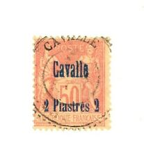 French Offices in Turkish Empire-Cavelle Scott 6     [ID#430822]