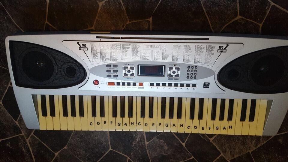 Keyboard, Toyhouse
