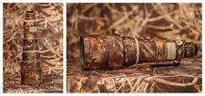 Canon 500 4 L IS I neoprene lens cover camouflage lens coat