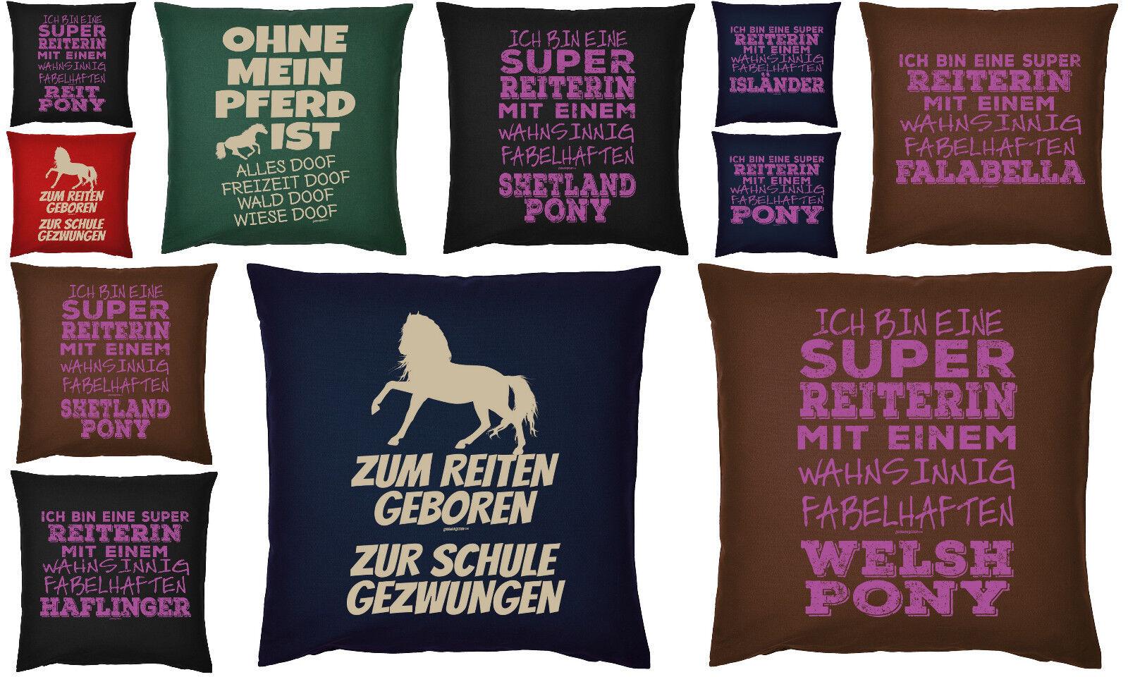 Los caballos almohada proverbios-pony-Shetty-Haflinger - - - islandeses-falabella-fjord  barato en línea