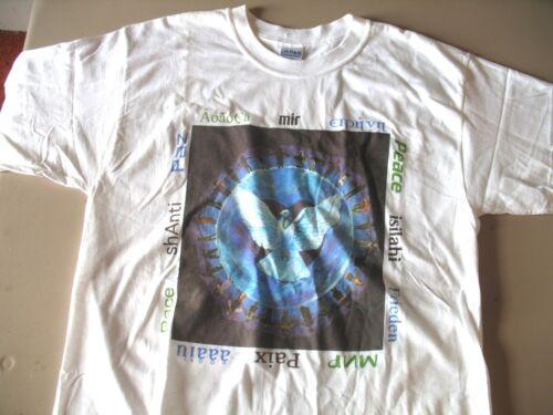 T- Shirt Peace Short Sleeve - *L* 1