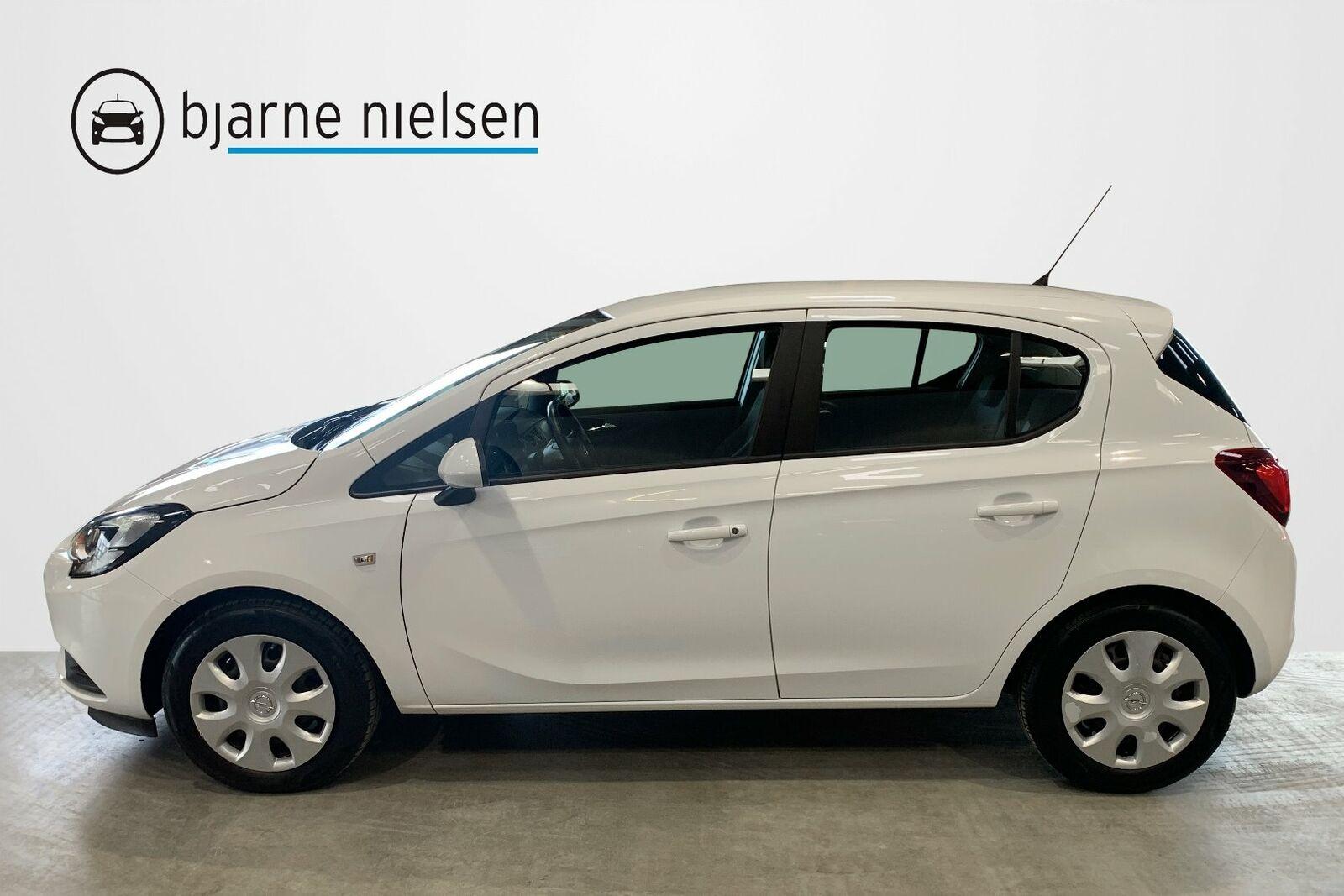 Opel Corsa 1,0 T 90 Enjoy - billede 1