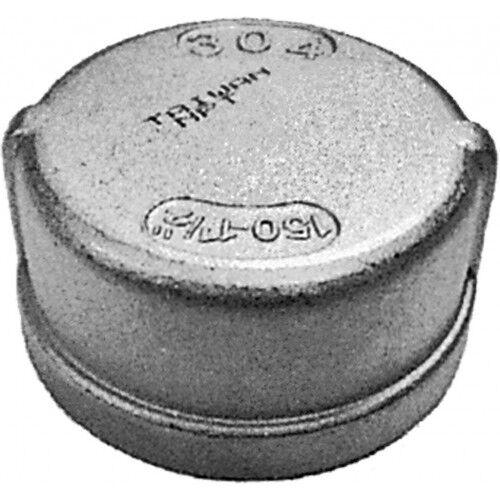 "1-1//2/"" bsp tour cap 316 en acier inoxydable 150LB tuyau raccord"