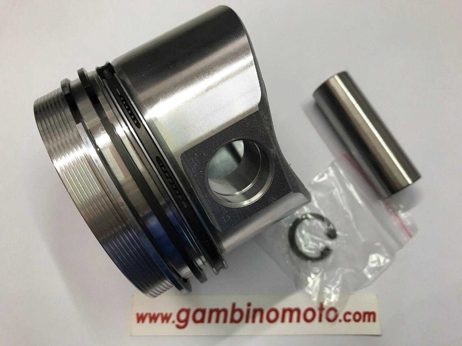 Kolben komplett für LOMBARDINI 15LD315 Durchmesser 78 3 Segmente Durchm. Bolzen
