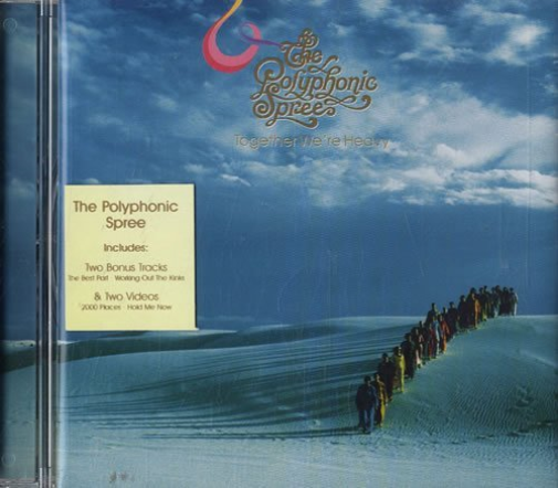 Polyphonic Spree-Together We`Re Heavy (US IMPORT) CD NEW