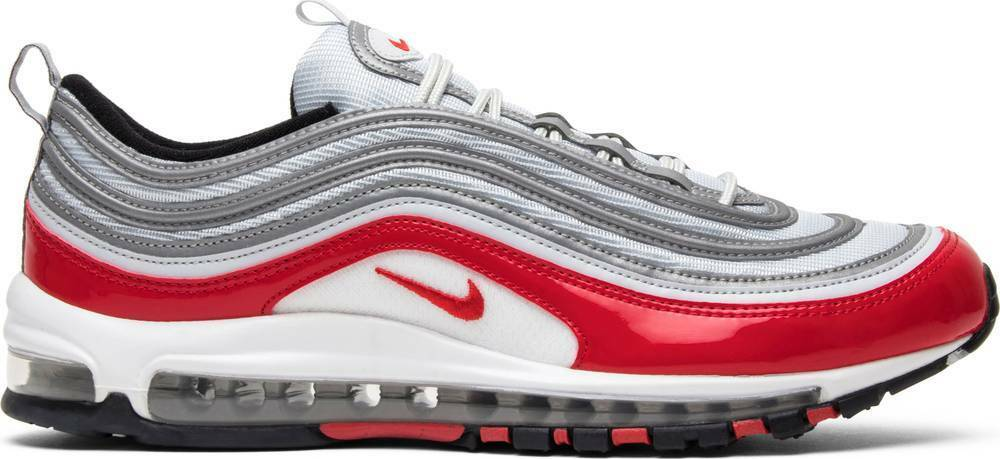 Nike Max Air Max Nike 97 University Rosso 921826 009 Uomo Sizes 8-12 Shoes New 8670d1