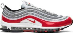 1bcaf372fa7f Nike Air Max 97 University Red 921826 009 Mens Sizes 8-12 Shoes New ...
