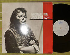 """MICHAEL JACKSON, I JUST CAN'T STOP LOVING YOU, 12"""" EP 1987 HOLLAND A-1B-1 VG/EX-"""