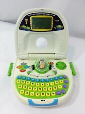 Disney Toy Story 3 Buzz Lightyear Star Command Laptop - V-Tech Learning Games