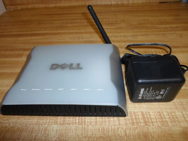 DRIVERS: DELL 2350 BROADBAND ROUTER