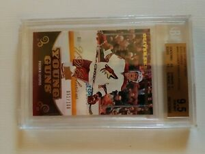 10-11-UPPER-DECK-EXCLUSIVES-YOUNG-GUNS-BGS-9-5-OLIVER-EKMAN-LARSSON-YG-RC-ROOKIE