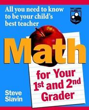 Math for Your First- and Second-Grader: All You Need to Know to Be Your Child's