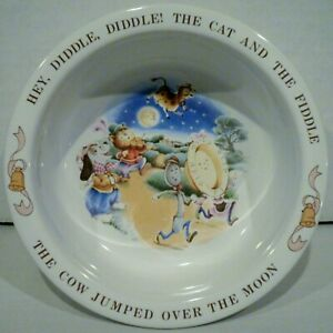 1984 avon hey diddle diddle the cat  the fiddle cow
