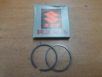Suzuki Piston Ring Set Std 1968 M12 M15 M15d 50cc 12140-01010