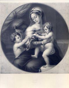 Maria-Jesuskind-Johannes-Raphael-Schule-Grosse-Lithographie-Hanfstaengl-1835-52